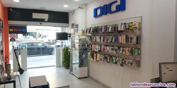 Traspaso negocio tienda de telefonía