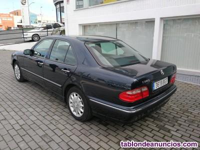 Mercedes clase e 240 2.6 v6 elegance