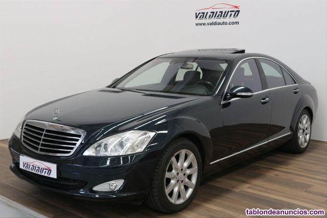 Mercedes-benz - clase s s 320 cdi