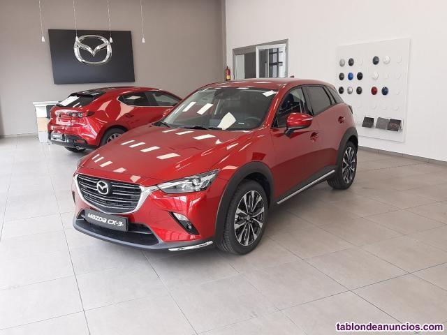 Mazda Cx-3 Zenith 2.0 Skyactiv-g 121 CV 2WD