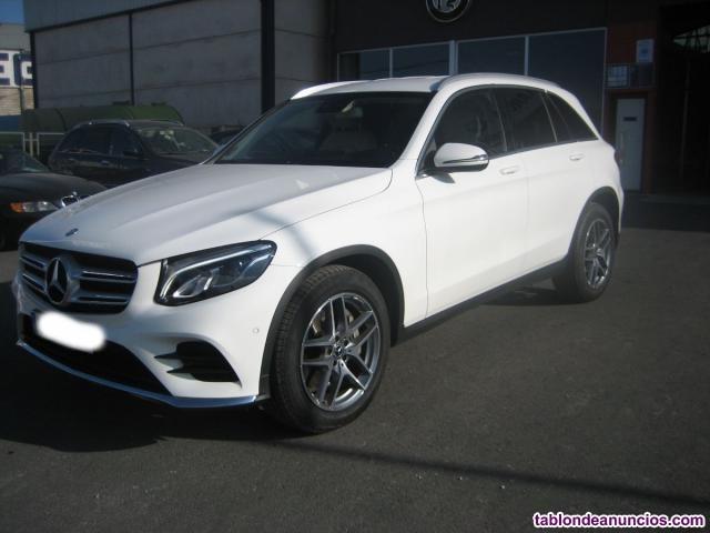 Mercedes GLC 220 CDI 4matic