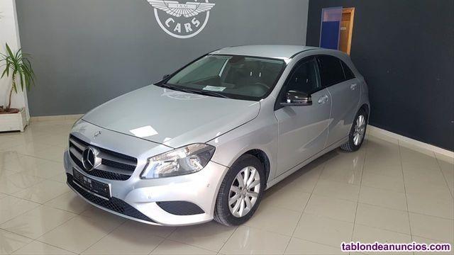 Mercedes-benz - clase a a 180 cdi aut.  urban