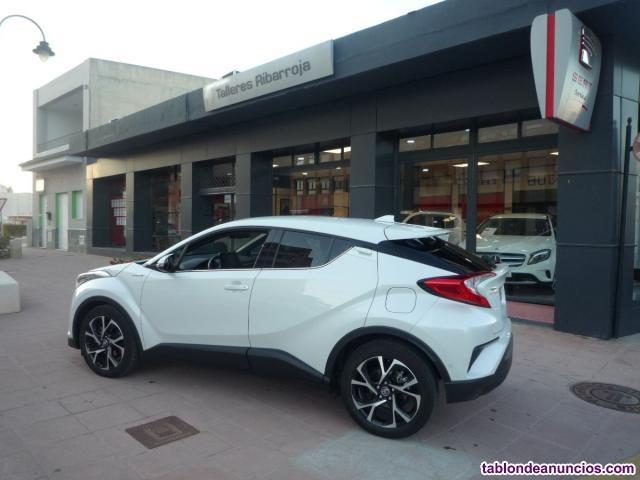 Toyota C-hr Hybrid Advance