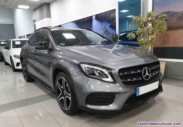 Mercedes Clase GLA 180 1.6 122CV AMG LINE + PAQUETE NIGHT