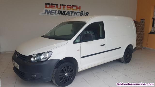 Volkswagen Caddy Comfortline 2 Plazas 2.0 TDI 110 4motion