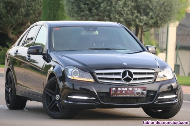 Mercedes Clase C 220 CDI Blueefficiency Avantgarde