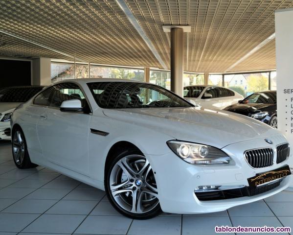 BMW Serie 6 640d Coupé Navi prof 19