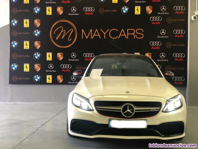 Mercedes-benz - c 63 amg brabus 650 cv