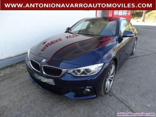 BMW Serie 4 420d Coupé Aut.