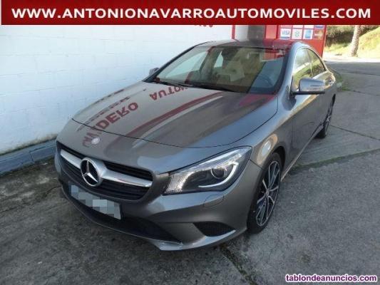 Mercedes Clase CLA 200 CDI 7G (Levas)