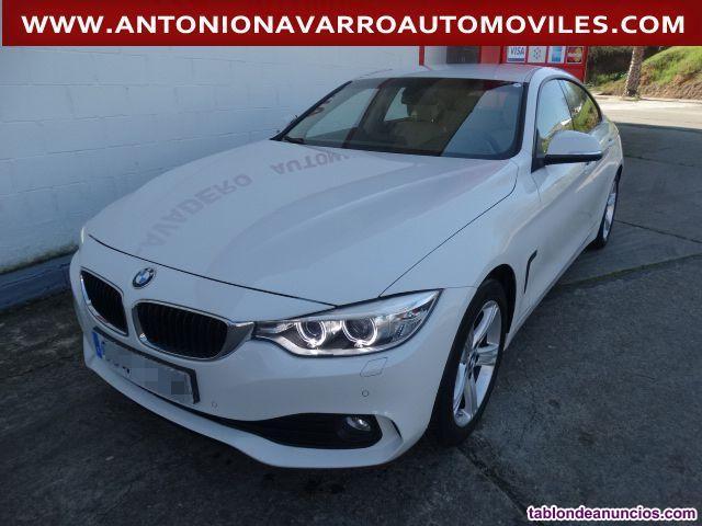 BMW Serie 4 420d Aut.