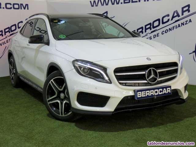 Mercedes Clase GLA 200 CDI AMG LINE