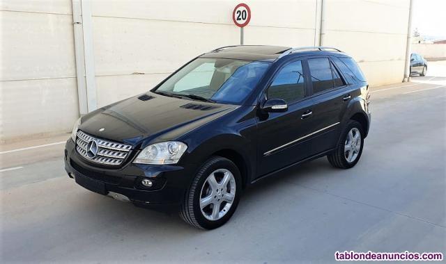 Mercedes clase ml 320 cdi