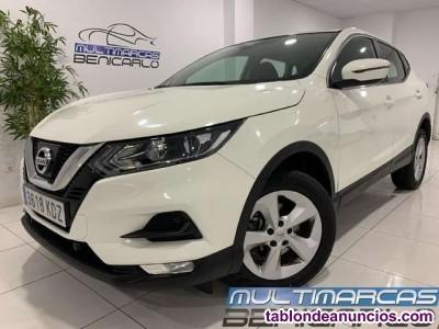 Nissan Qashqai 1.6dCi Acenta 4x4-i desde 260 euros/mes