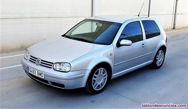 Volkswagen golf 3p 25 aniversario 1.9 tdi 110 cv