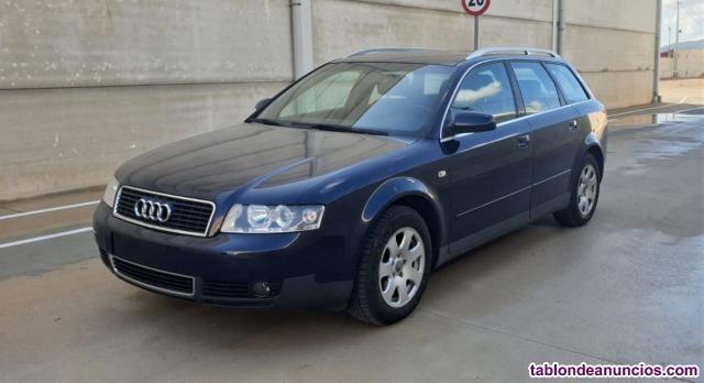 Audi a4 1.9 tdi 130 cv 6 vel.