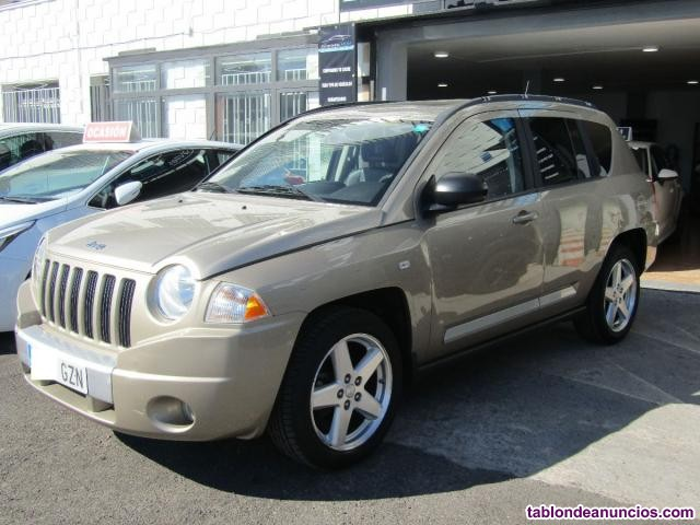 Jeep Compass Limited 2.4 CVT
