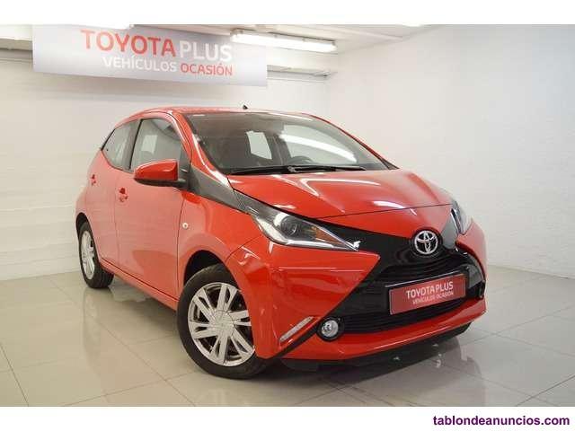 Toyota aygo 1.0 vvt-i x-play 51 auto kw (69 cv)