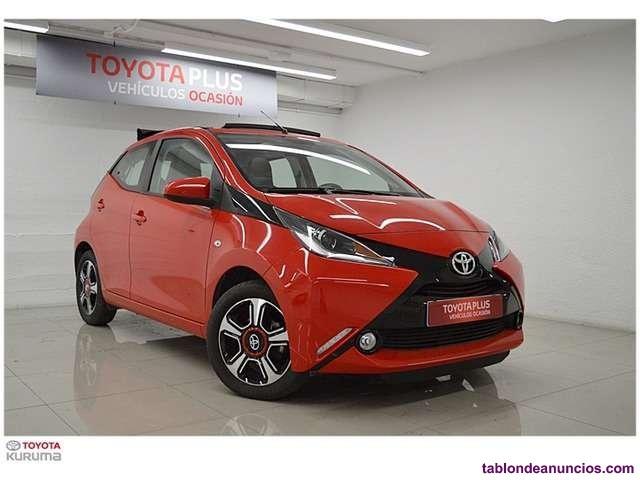 Toyota aygo 1.0 vvt-i x-wave 53 kw (72 cv)