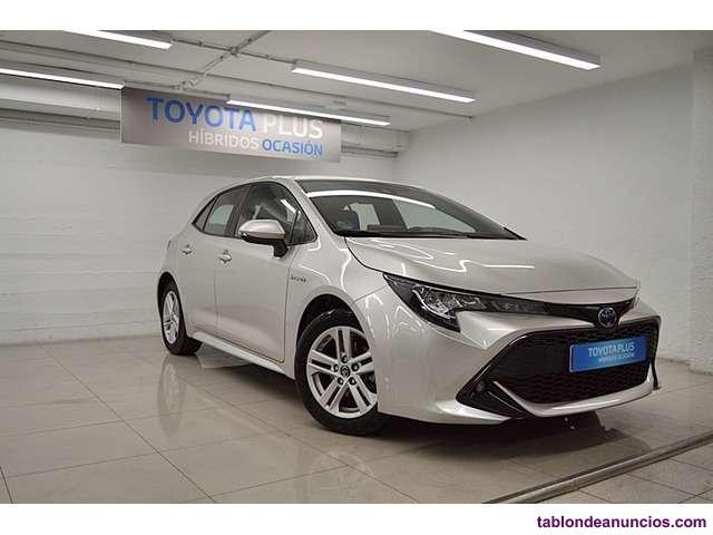 Toyota corolla 125h business 90 kw (122 cv)