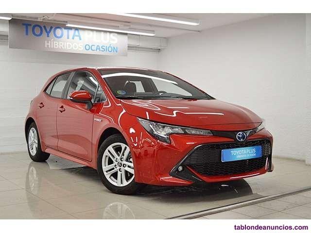 Toyota corolla 1.8 125 híbrido active e-cvt 90 kw (122 cv)
