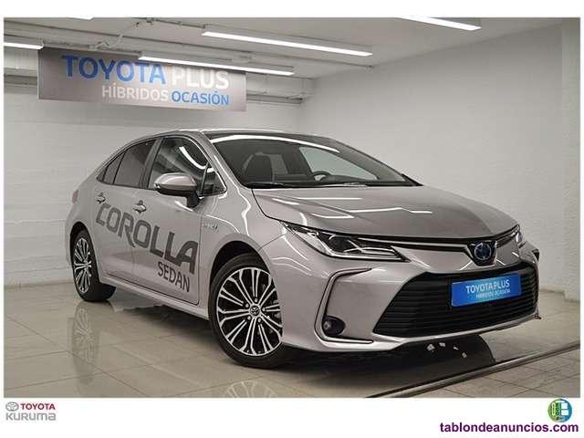 Toyota corolla 1.8 125 híbrido feel! e-cvt 90 kw (122 cv)
