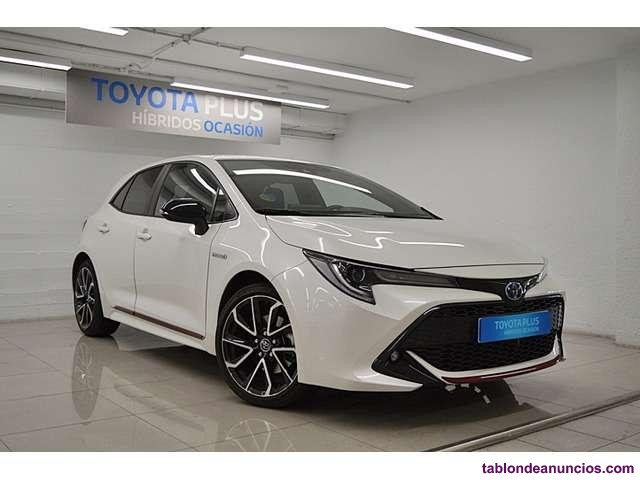 Toyota corolla 2.0 180 hibrido feel! e-cvt 132 kw (180 cv)