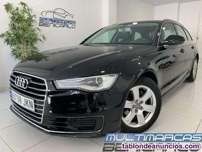 Audi A6 Avant 2.0TDI Adv ed. S-T Ultra desde 320 euros/mes