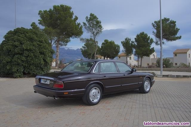 Jaguar - xj6 - 3. 2 l executive