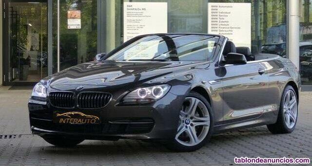 BMW Serie 6 640d Coupé