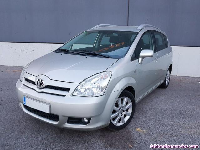 Toyota Corolla Verso VVT-i 7 Plazas
