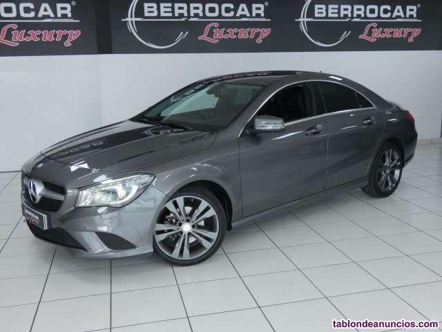 Mercedes clase cla 200 d coupé 7g
