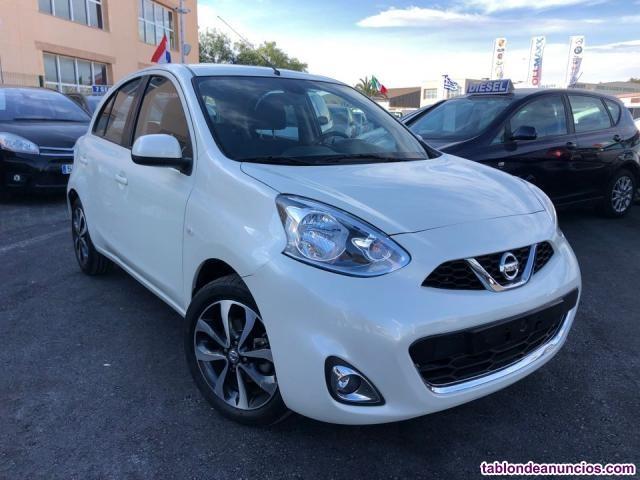 Nissan Micra 1.2 80 CV Visia Aut