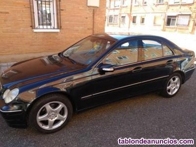 Mercedes-benz - c220 143cv 2002 312. 000km