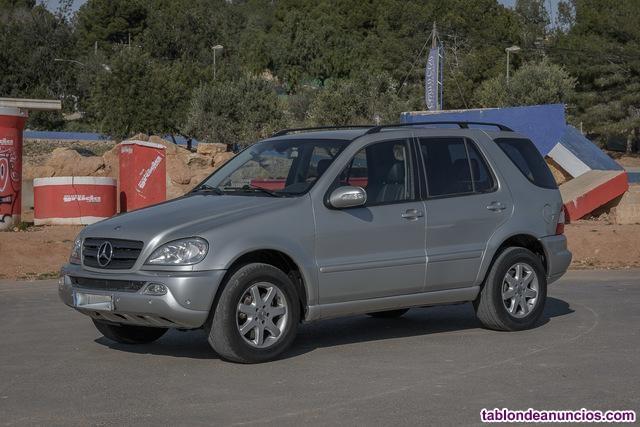 Mercedes-benz - clase m ml 270 cdi