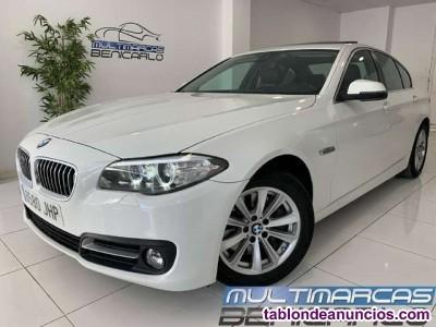 BMW 535 i Serie 5 F10 desde 340 euros/mes