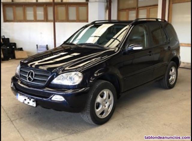 Mercedes-benz - clase m