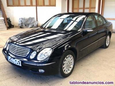Mercedes-benz - clase e e 220 cdi elegance