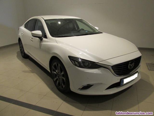 Mazda Mazda6 sedan Luxury 2.2 175cv + Asientos de cuero