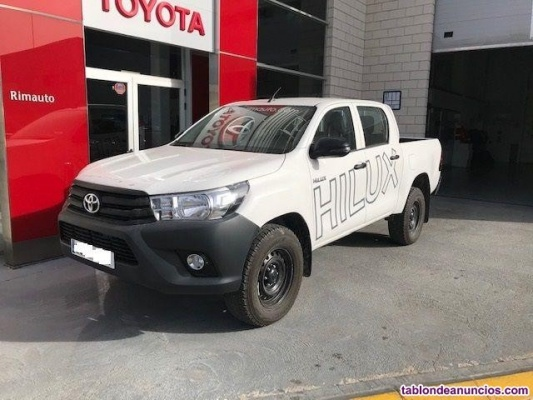 Toyota Hilux Doble Cabina 2.4 150d 4X4 GX