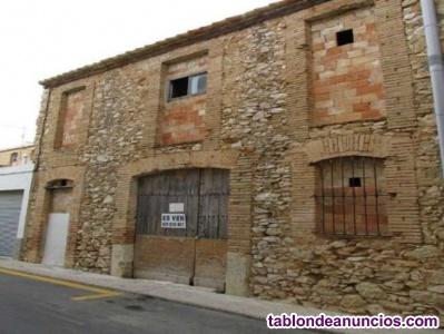Casa con estructura de piedra en el Perelló. Tarragona