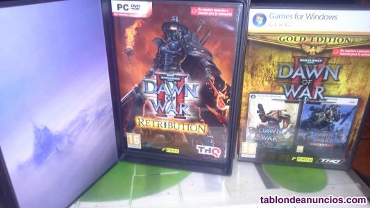 Warhammer 4000 dawn of war ii edicion completa