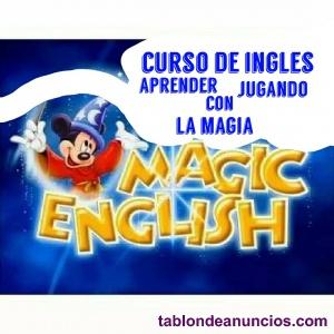 Clases de inglés para niños.