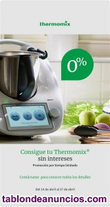 Venta de thermomix