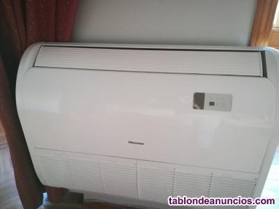 Consola aire acondicionado 4500 frigorias