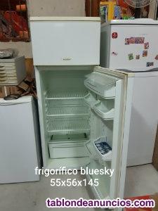 Vendo frigorífico en perfecto estado, marca bluesky , marca bluesky