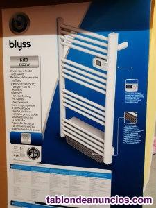 Toallero radiador blyss nuevo a estrenar tambien es calefactor, blanco
