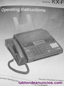 Fax, contestador, telefono kx-f230