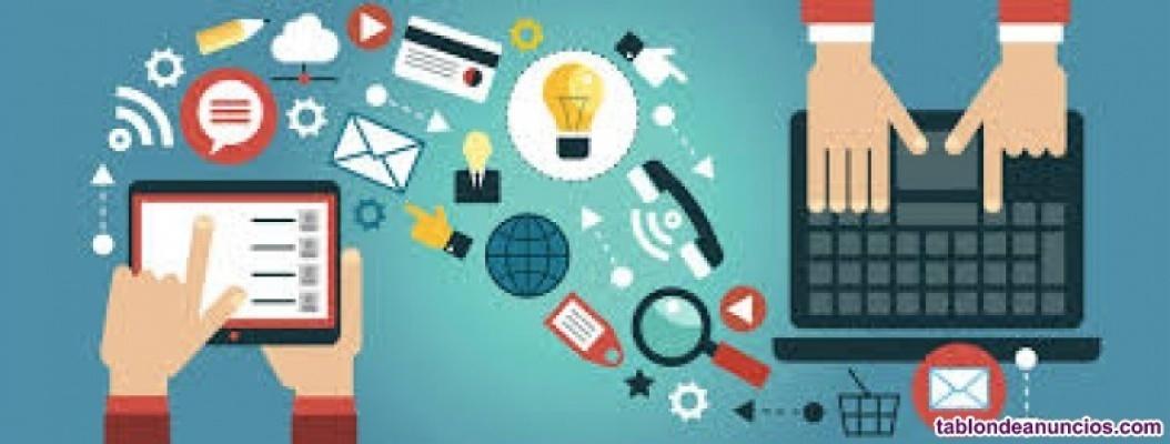 Posicionamiento online marketing barcelona