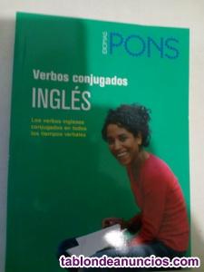 Libro nuevo sin estrenar ingles gramatica pons